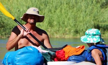 5 day transfrontier river rafting