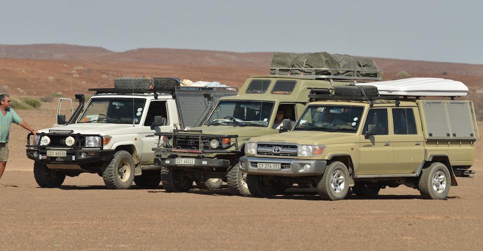 namibia camping safari