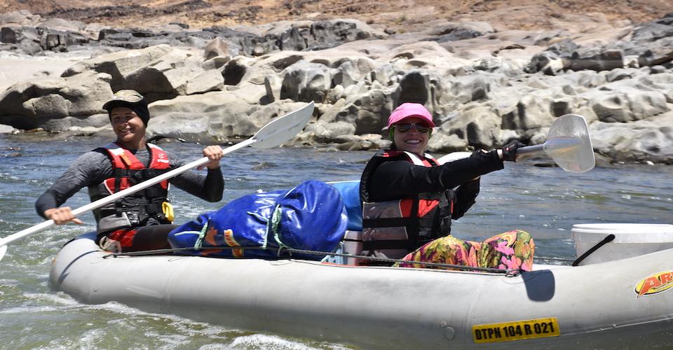 4-Day Orange River Rafting | Richtersveld | Orange River
