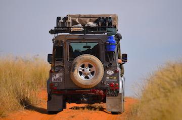 desert and delta safari